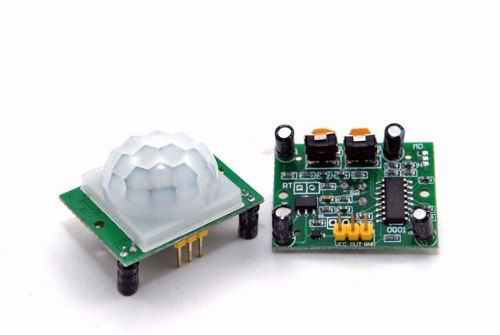 Sensor de Presença / Movimento Módulo HC-SR501 PIR