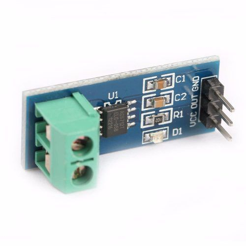 Sensor de Corrente ACS712 20A