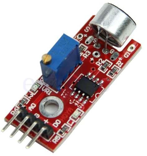 Sensor Detector de Som / Palma Microfone KY-037