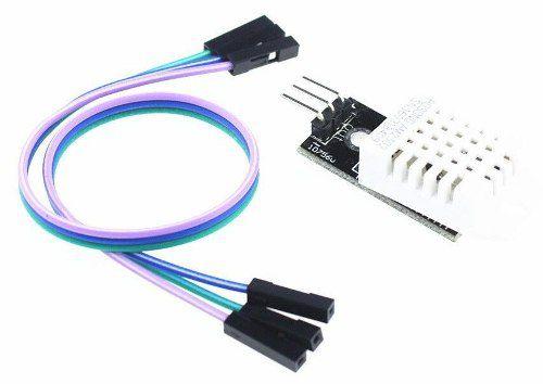 Módulo Sensor de Umidade e Temperatura DHT22 AM2302