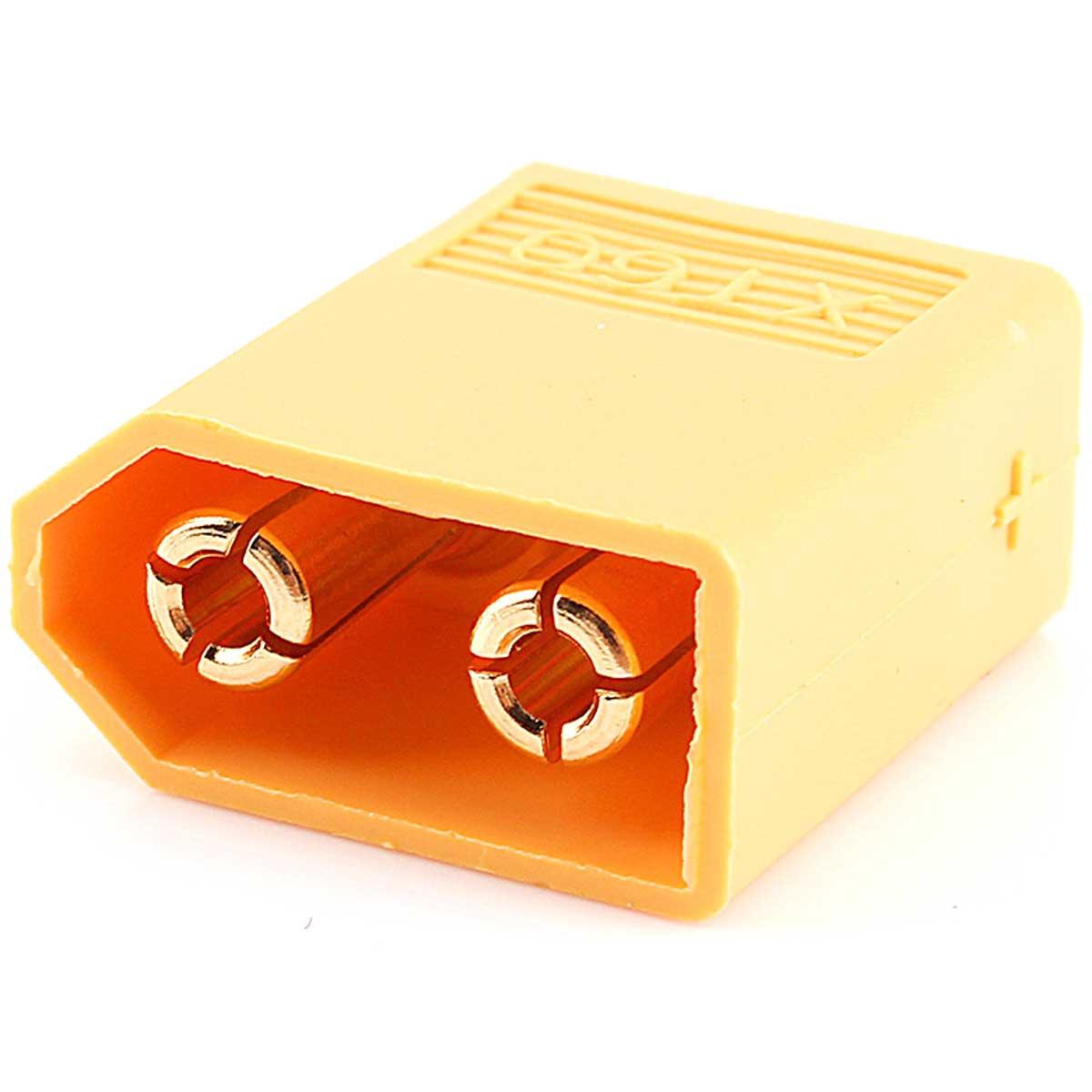 2 Pares de Conector XT 60 Macho e Fêmea   Conector Lipo