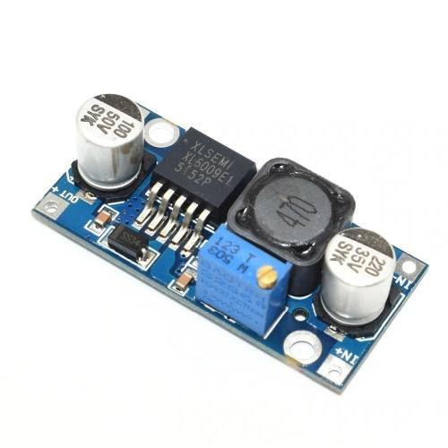 2x Conversor de Tensão DC DC Cn6009 Xl6009 Boost Step Up