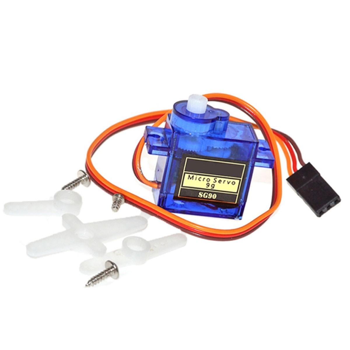 2x Micro Servo Motor 9G SG90