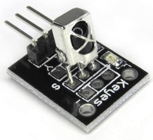 2x Módulo Sensor Receptor Infravermelho KY-022