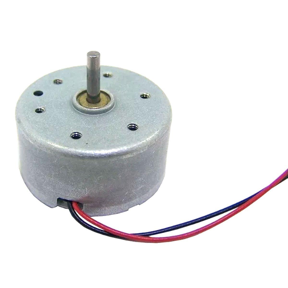 2x Motor de DVD rf-300ca 5,9V 6600 RPM