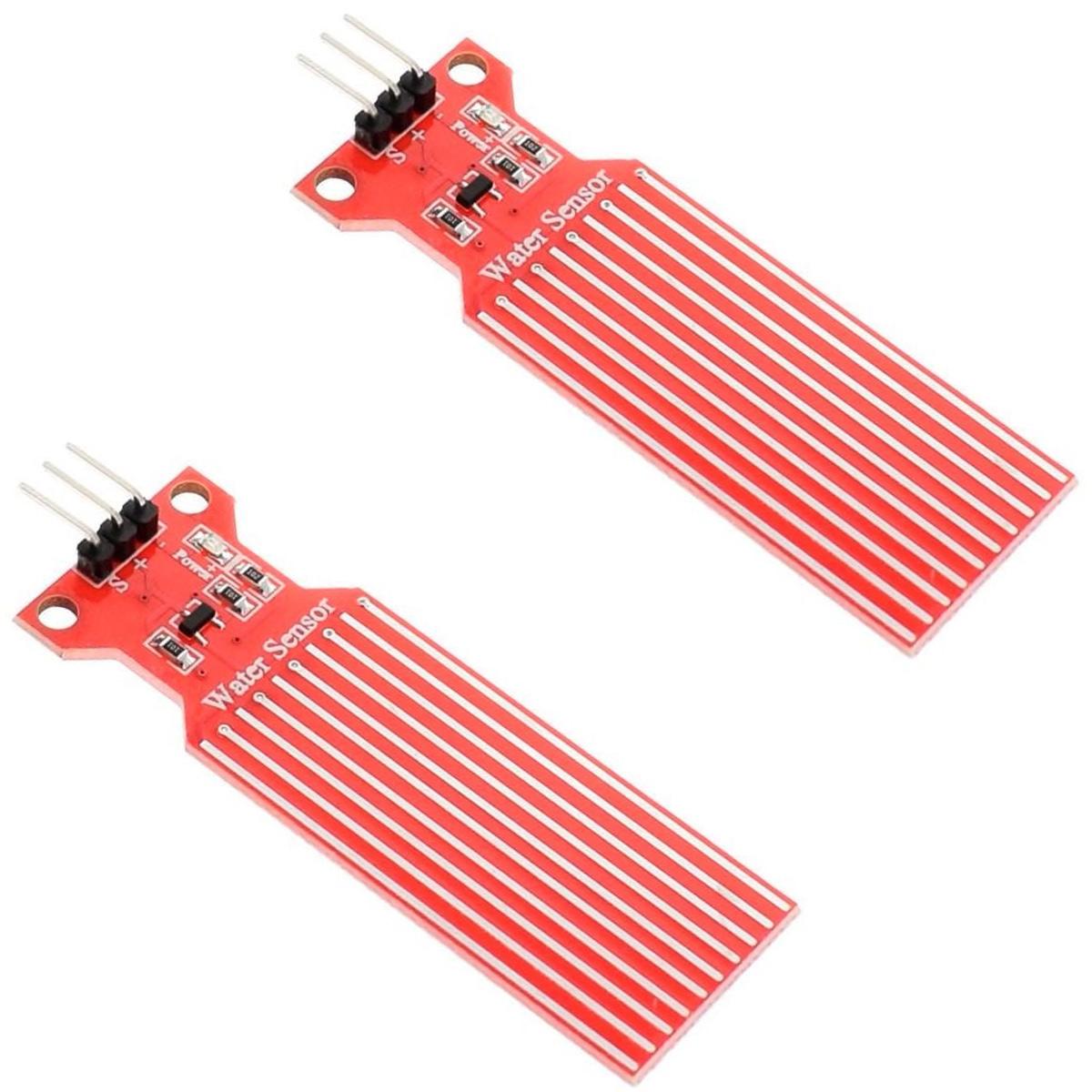 2x Sensor de Nível de Água e Chuva