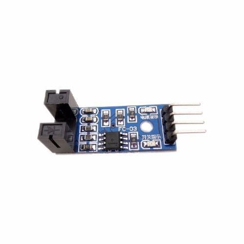 2x Sensor de Velocidade | Módulo Encoder Acoplador Óptico