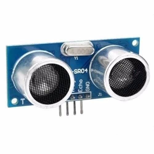 2x Sensor Ultrassônico HC-SR04 | Sensor de Distância