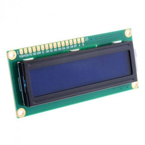 Display LCD Azul 16x2 16x02 1602