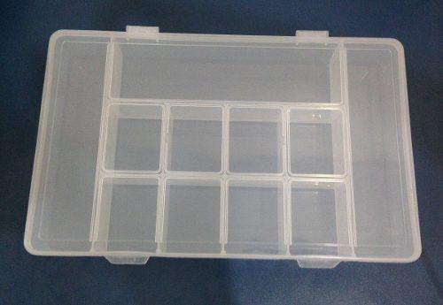 Caixa Organizadora G 28cm x 17,5cm x 4cm