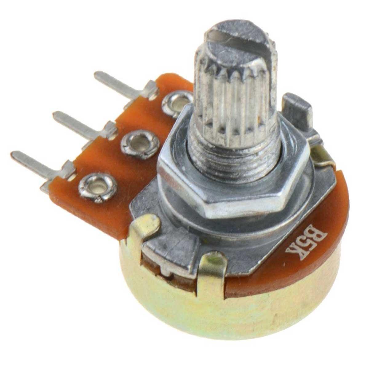3x Potenciômetro 1K WH148-1-L20 3 Terminais