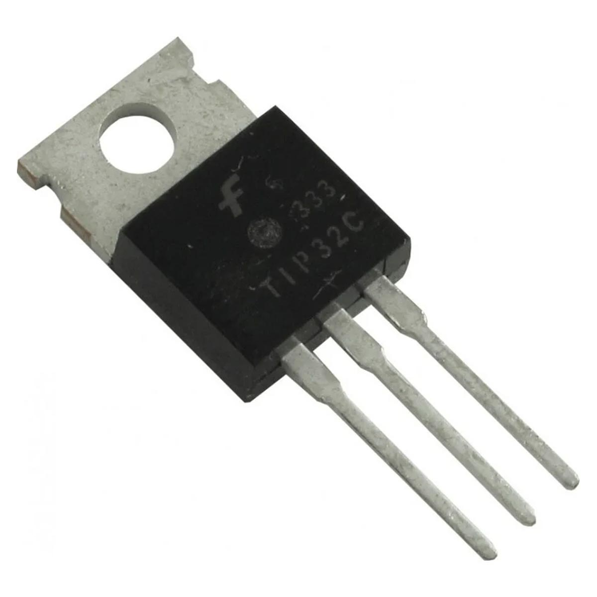 3x Transistor PNP TIP32c 100v 3A Power To-220