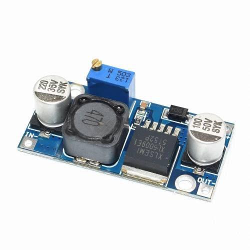 4x Conversor Regulador de Tensão DC DC Cn6009 Xl6009 Boost Step Up