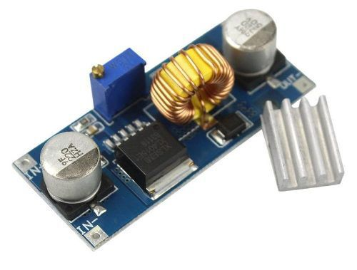4x Regulador de Tensão Xl4015 5A Step Down - Buck Conversor DC DC
