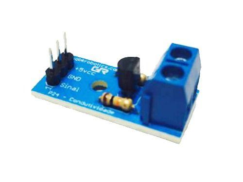 Sensor de Condutividade - GBK Robotics - P24