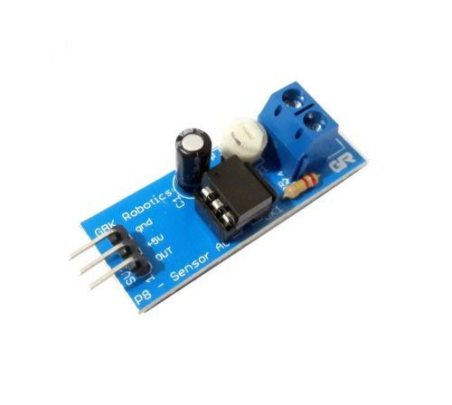 Sensor Detector de Tensão AC 127v / 220v - GBK Robotics - P8