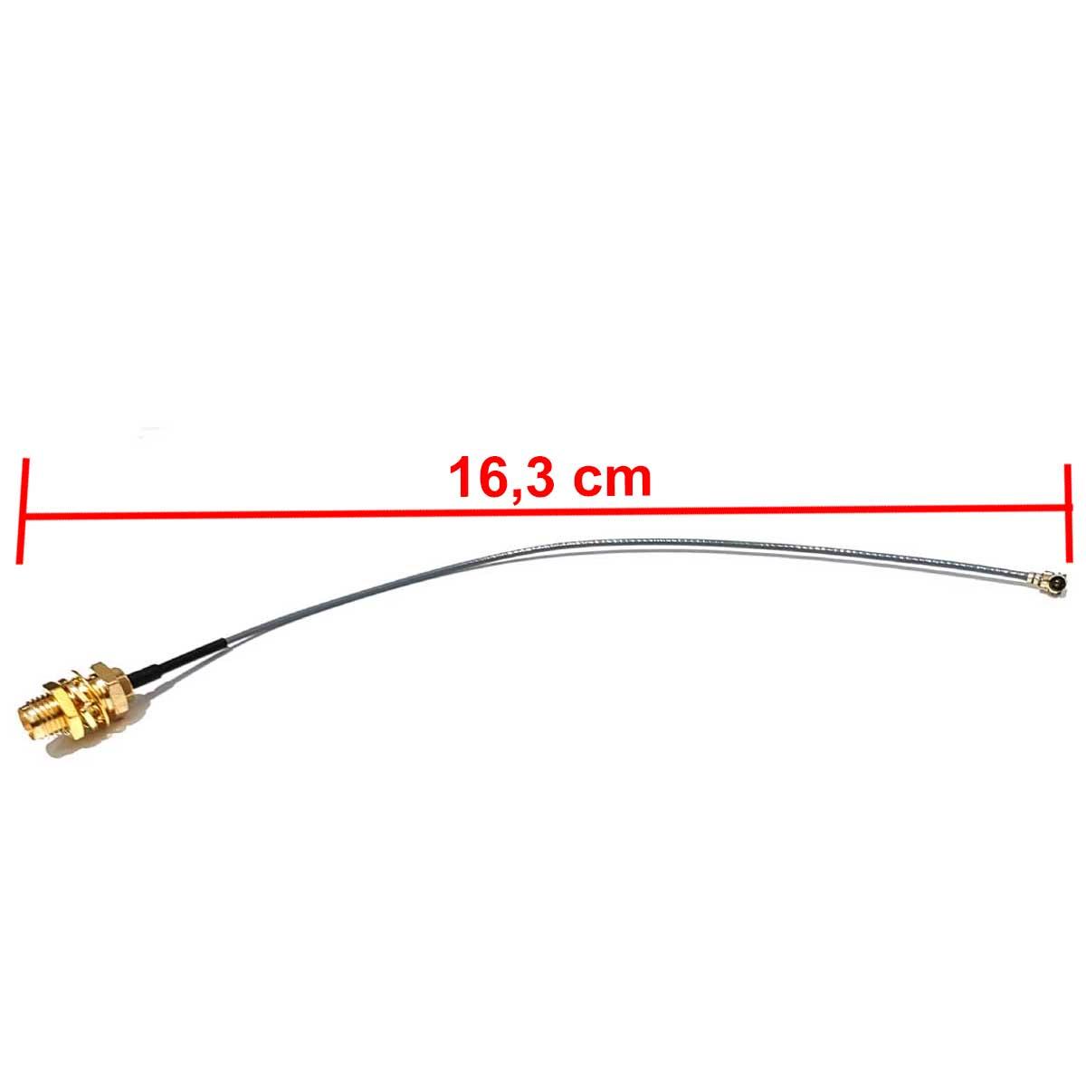 5x Antena Wifi para Módulo Esp8266 Esp NRF24L01