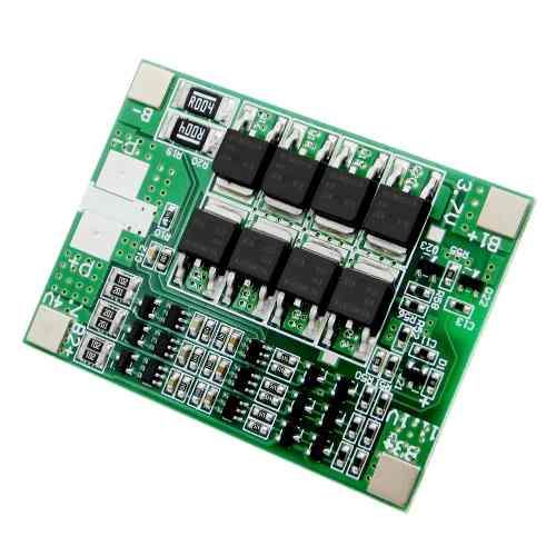 5x Placa / Carregador 3S 25A BMS para Baterias 18650 Li-ion Lithium
