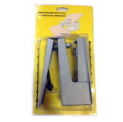Perfurador de Placa de Circuito Impresso - Suetoku