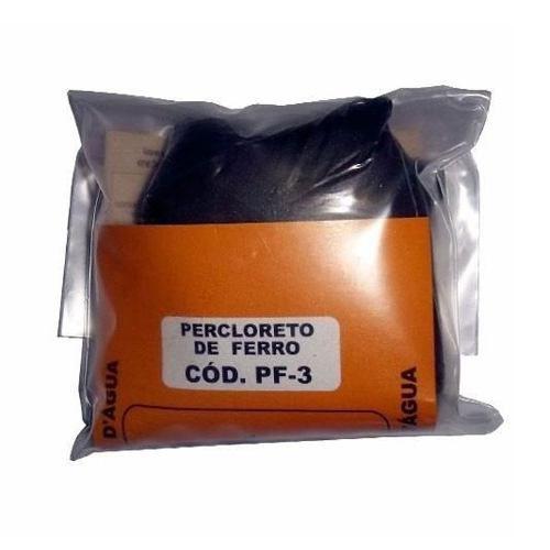 Percloreto de Ferro 1/2 Litro Suetoku Pf-3 Corrói PCI de Cobre