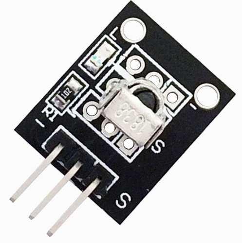 Módulo Sensor Receptor Infravermelho KY-022