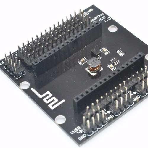 Shield Base Alimentação para ESP8266 Nodemcu V3