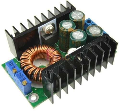 Regulador/Conversor de Tensão DC Step Down 1.5v a 35v 300W 9A