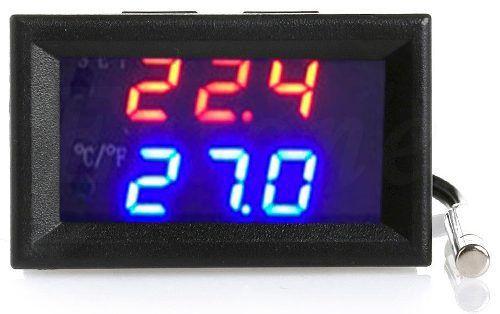 Termostato Display para Controle de Temperatura W1209