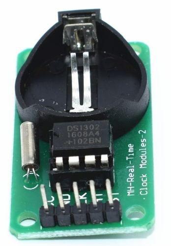 Módulo RTC DS1302 | Módulo Relógio Real Time Clock