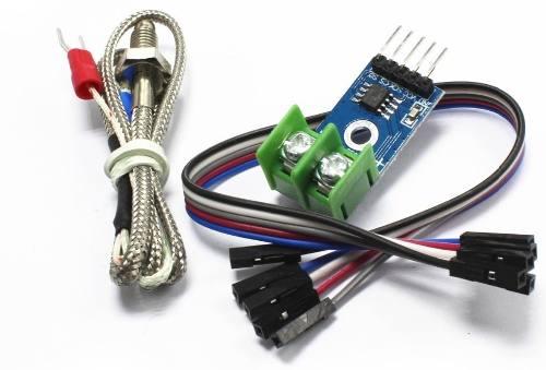 Modulo Leitor Temperatura MAX6675 Termopar Tipo K