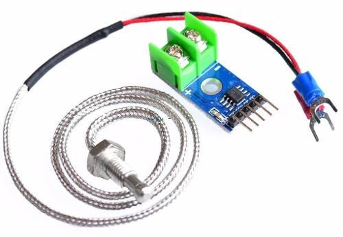 Modulo Leitor Temperatura MAX6675 + Termopar Tipo K