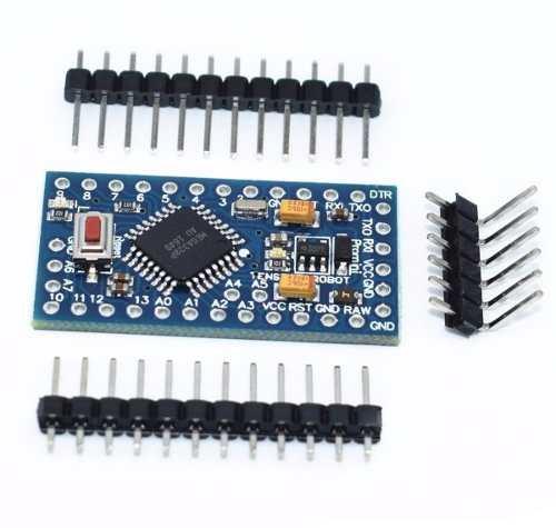 Placa Pro Mini Atmega 328 5V 16mhz R3