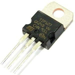 3x Transistor TIP127 PNP 5A Amplificador/Chaveamento