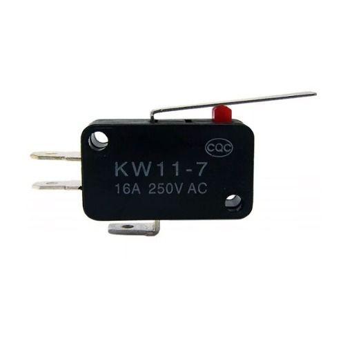 Chave Micro Switch KW11-7-3 2T 16A 27mm Fim de Curso