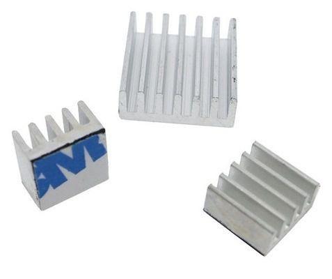 3x Dissipador de Calor para: Raspberry PI, Lm2596, Arduino, DC DC