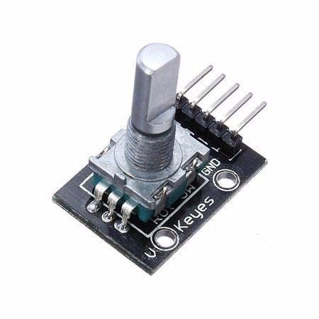 Encoder / Decoder Rotativo KY-040