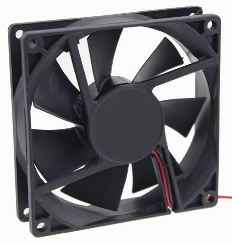 Micro Ventilador/Cooler/Ventoinha 80x80x25mm 12V