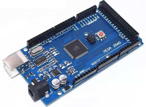 Placa Mega 2560 R3 CH340 Sem Cabo USB Compatível com Arduino