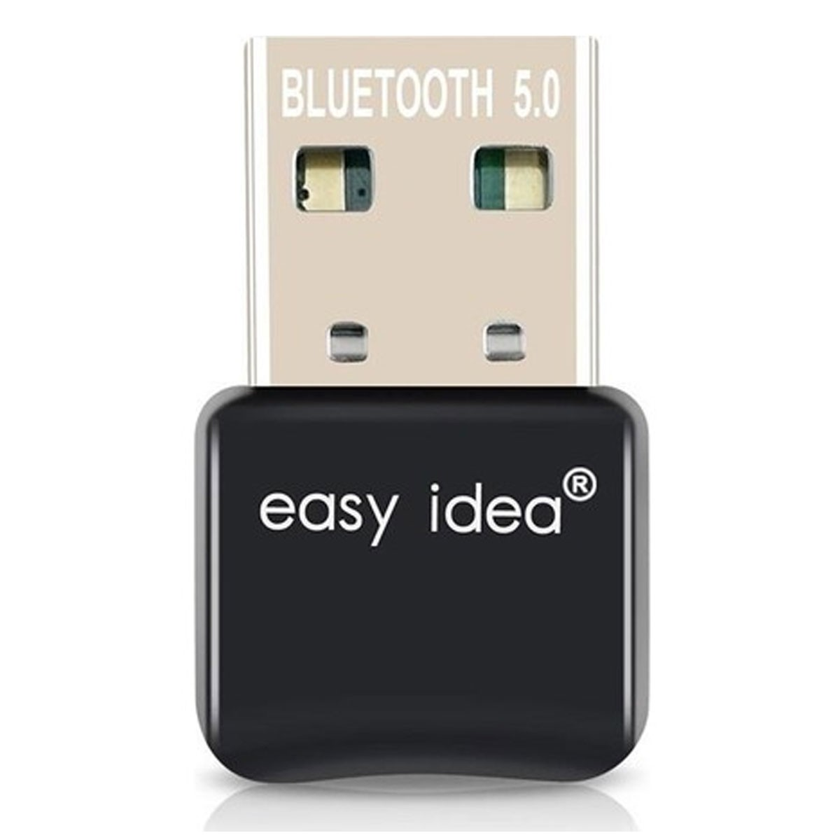 Adaptador Usb Bluetooth 5.0 Dongle Para Pc Notebook EasyIdea