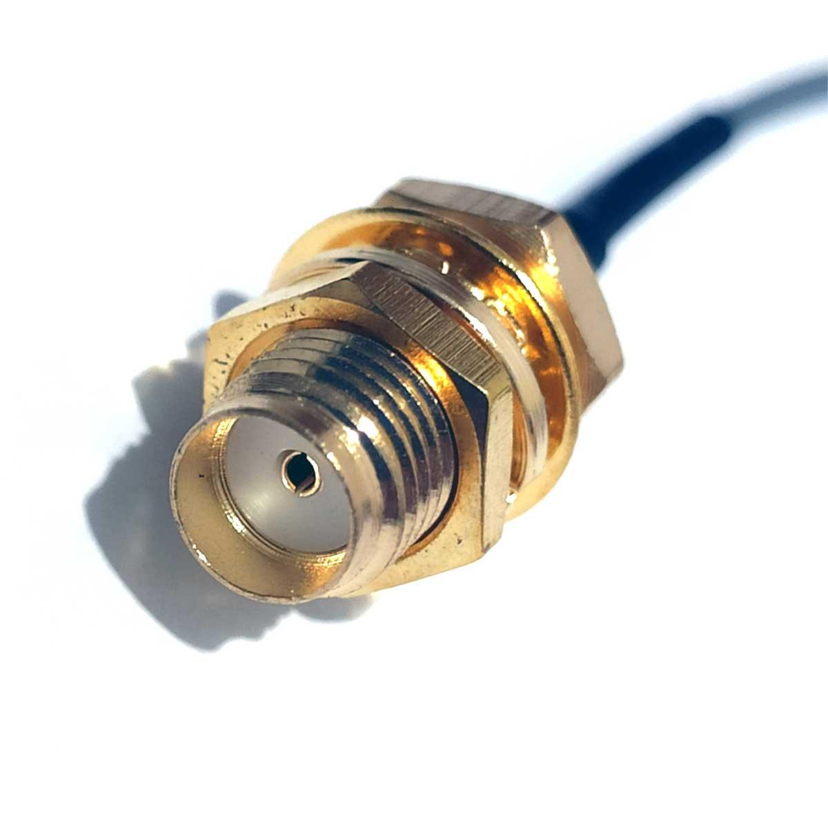 Antena Wifi para Módulo Esp8266 Esp07 Nrf24l01