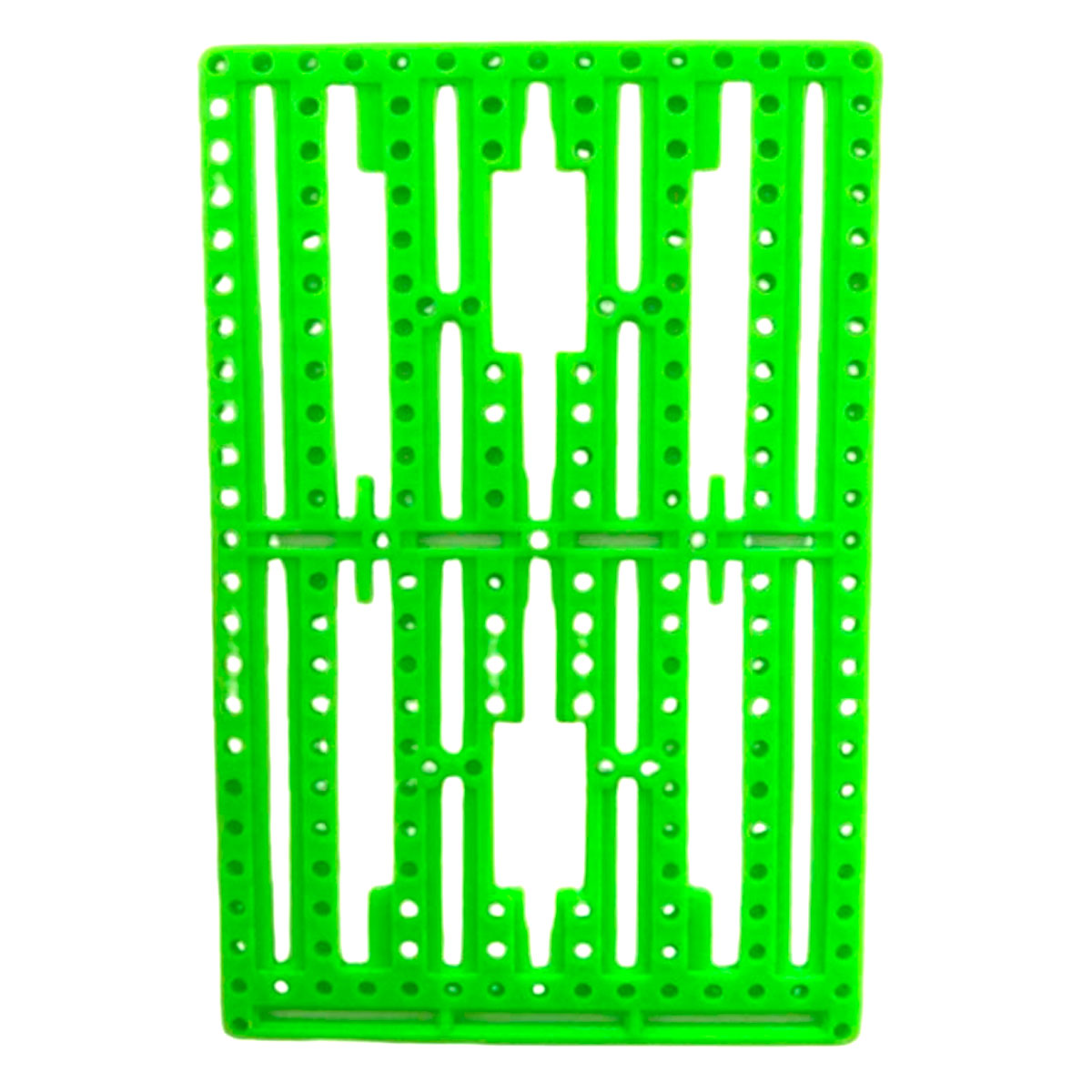 Base Plástica para Projetos - DIY - 12cm x 7,5cm