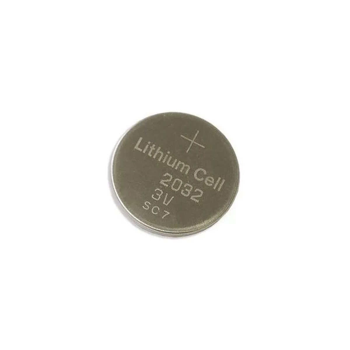 Bateria Lítio 3v Cr2032 Rtc Placa Mãe Moeda