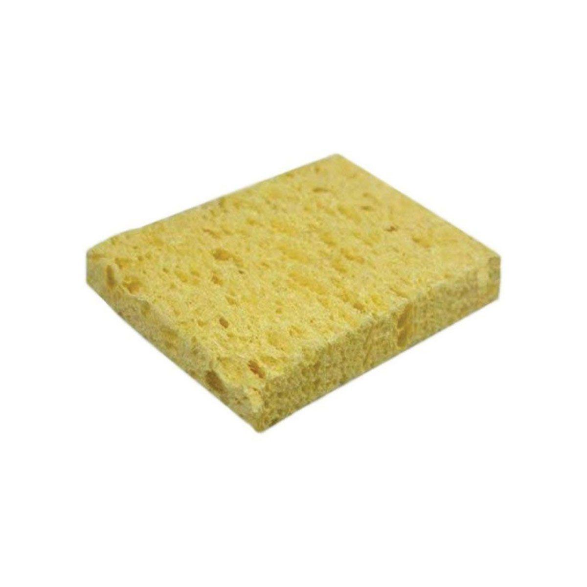 4x Esponja Vegetal para Limpar de ferro de solda - Suetoku