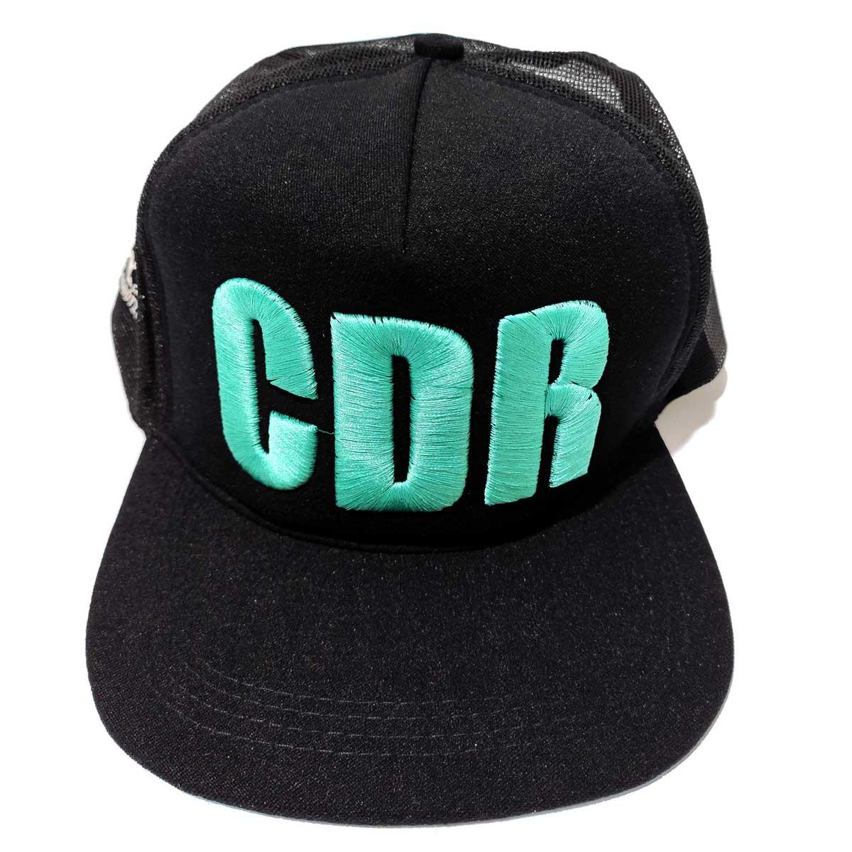 """Boné Estilo aba reta """"CDR"""""""