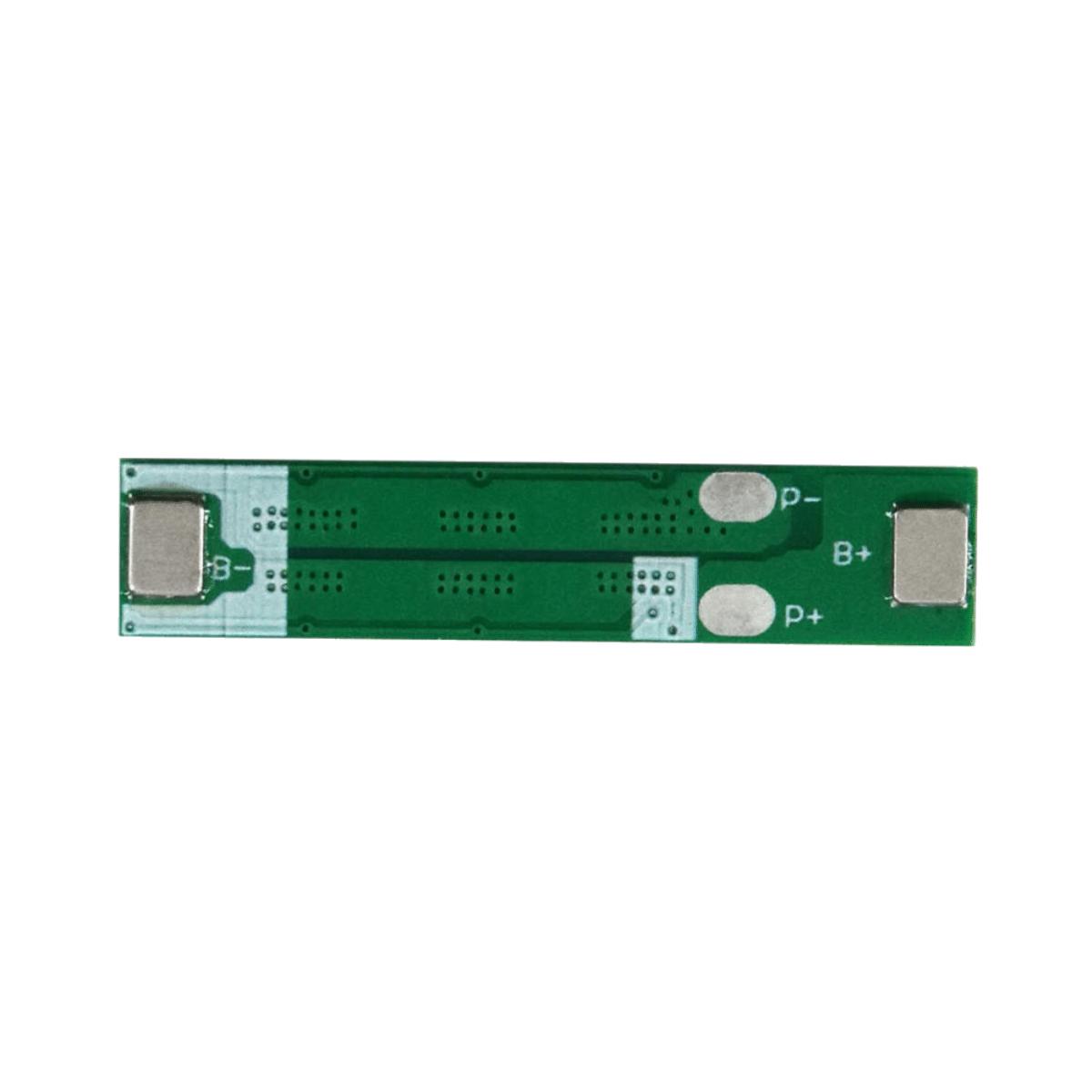 Carregador Bateria 3,7v 4,2v Bms 1S 10A Proteção Carga Descarga
