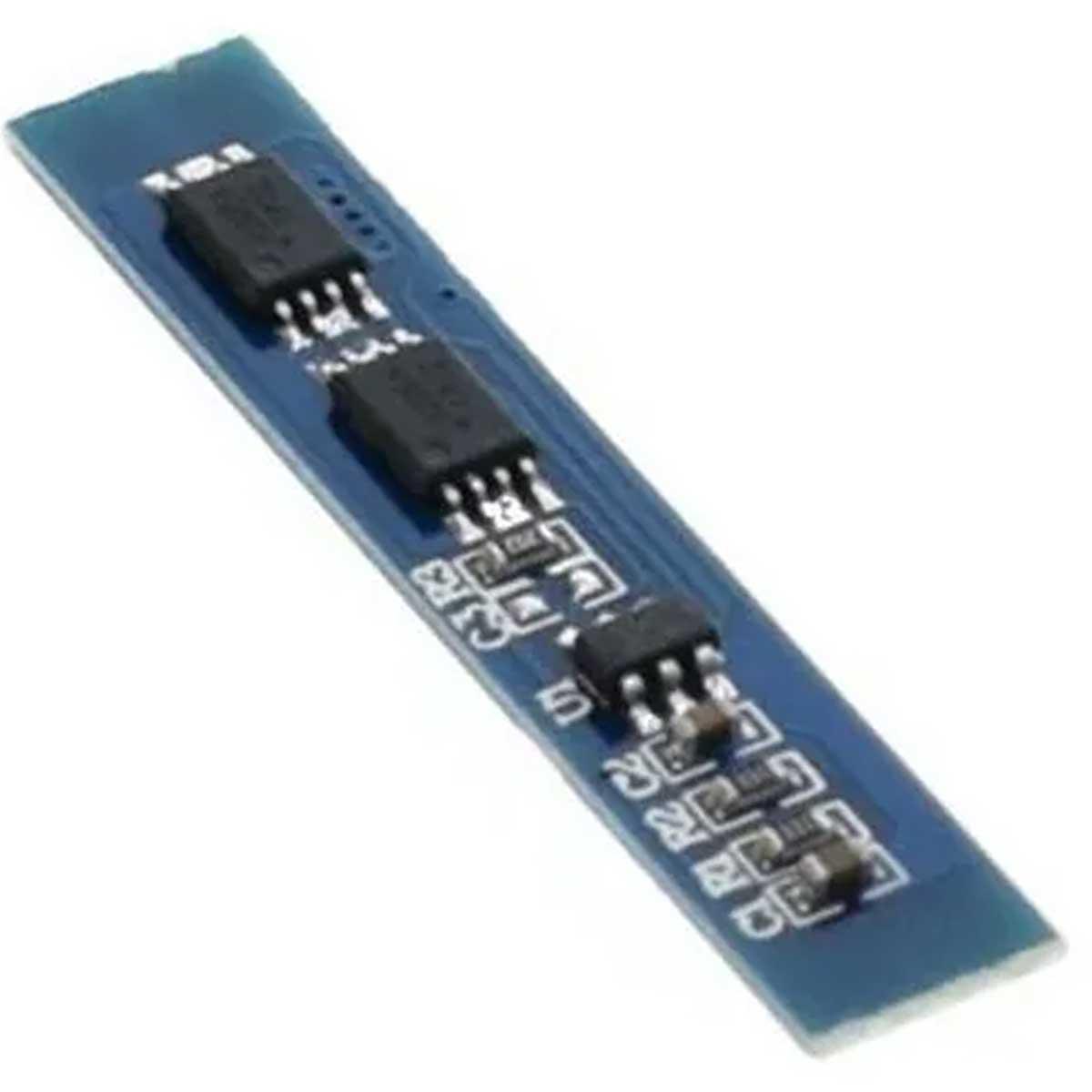Carregador de Bateria Litio 2S Lipo 7A c/ Proteção de Carga e Descarga BMS