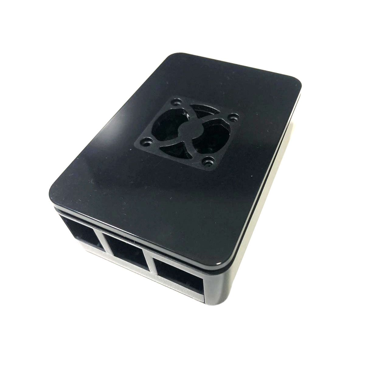 Case Para Raspberry Pi 4 Pi4 + BRINDE Mini COOLER 5V