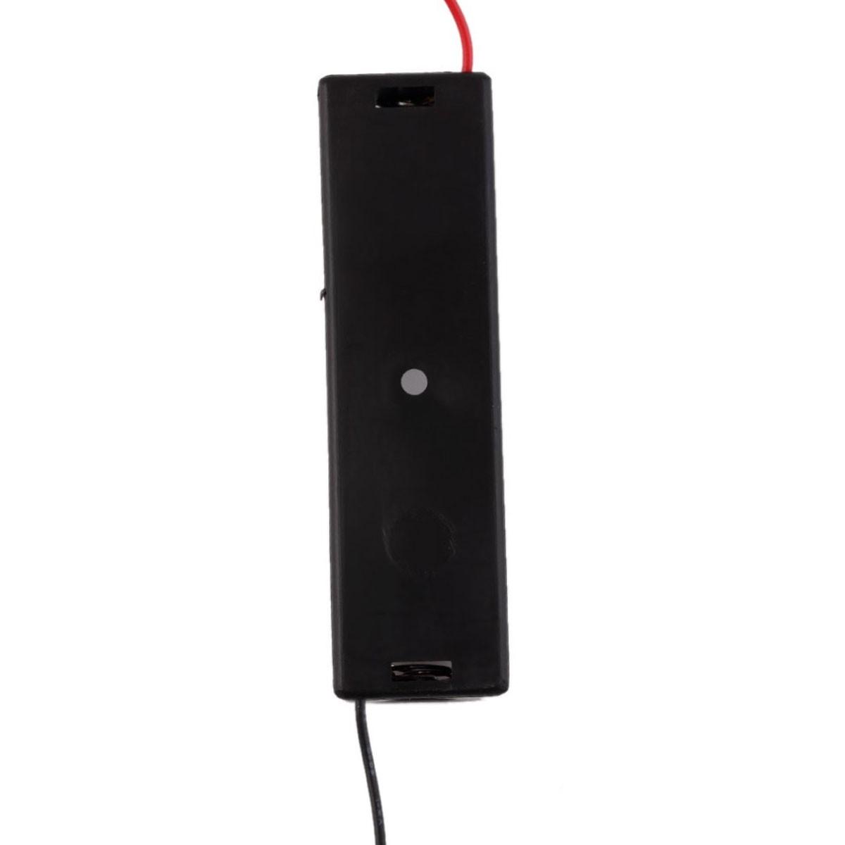 Case Suporte / Soquete para 1 Bateria 18650