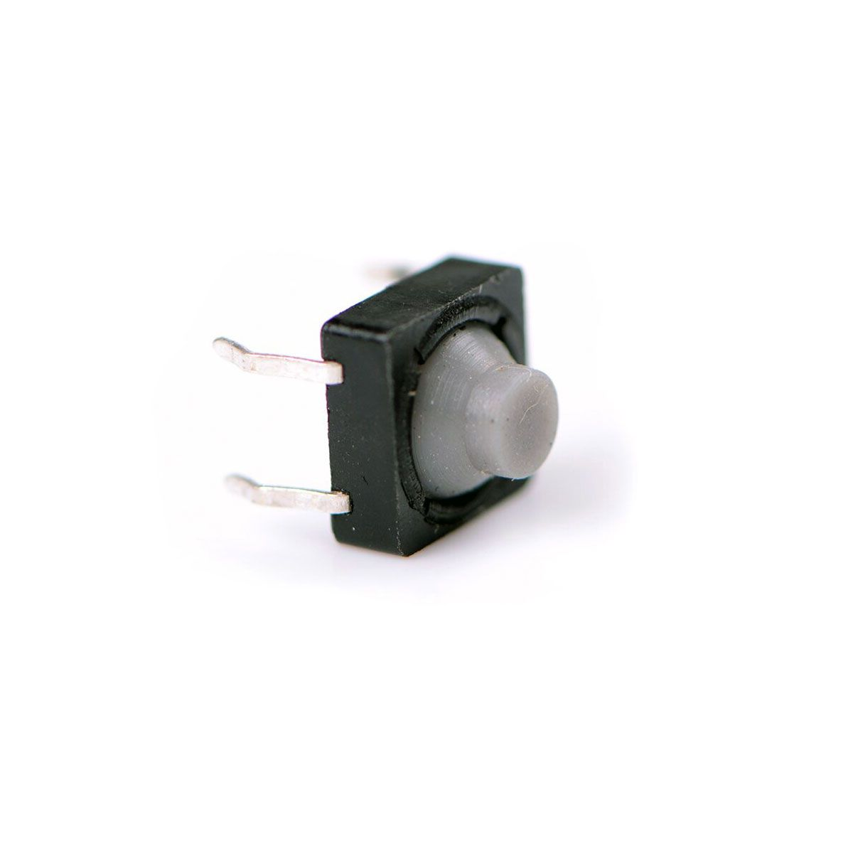 10x Chave Táctil / Botão Emborrachado 8x8 4 Terminais KLT112