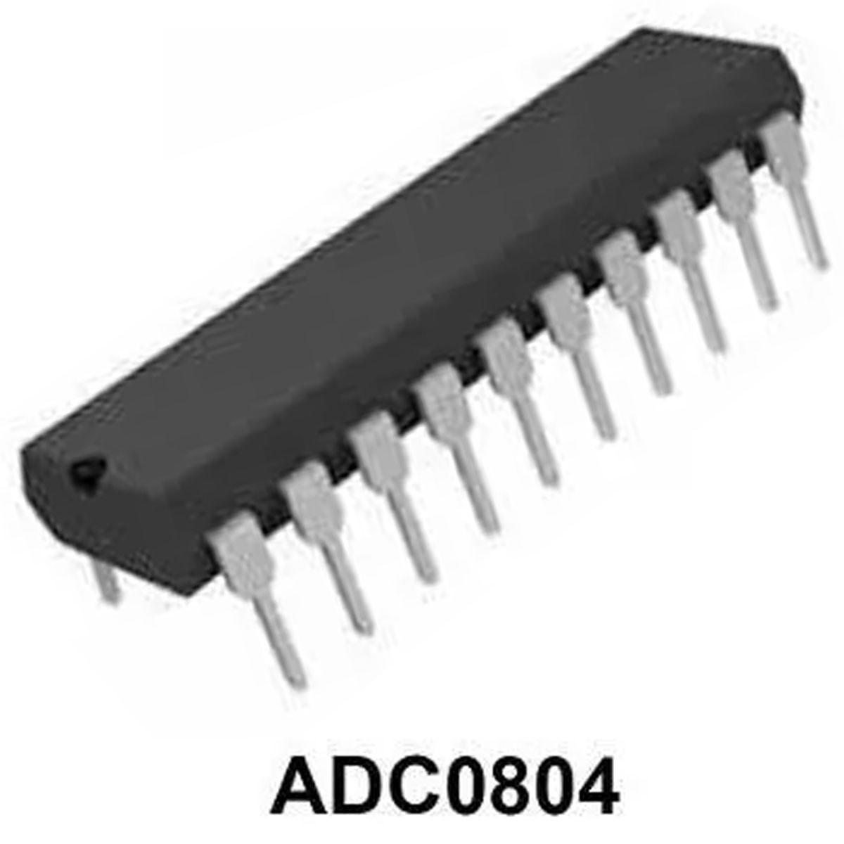 Circuito Integrado ADC0804 | Ci ADC 0804